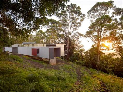 stutchbury architecture contour house