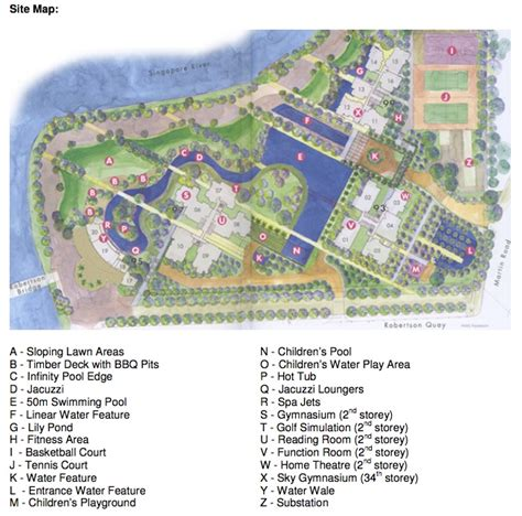 Waterfront Home Plans copyright 169 2009