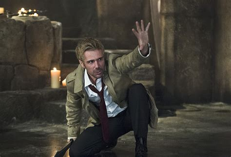 oliver queen tattoo john constantine john constantine has a warning for oliver in an arrow clip