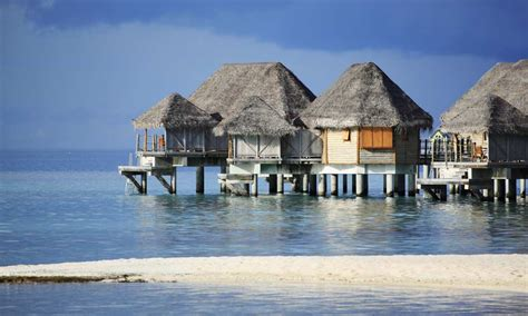 overwater bungalow tikehau pearl resort and spa tahiti