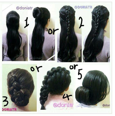 cara sanggul rambut pramugari tren sanggul 2013 hairstylegalleries com