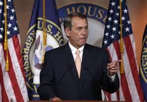 boehner resigns speaker of house will leave office