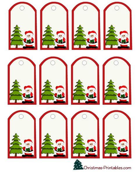 printable small christmas gift tags christmas gift tags 8 png 612 215 792 mikul 225 s santa claus