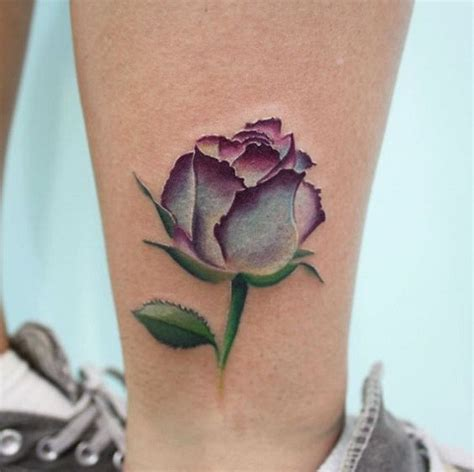 purple flowers tattoos designs 50 pretty flower ideas for creative juice