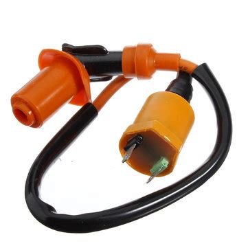 candela motorino bobina di accensione della candela motorino gy6 50 125