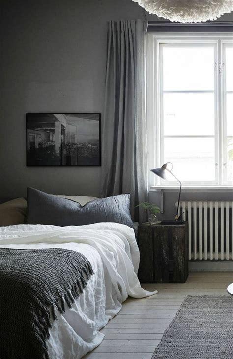 1001 ideen f 252 r schlafzimmer grau gestalten zum entlehnen - Graue Vorhänge Schlafzimmer