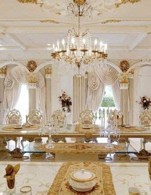 rosecliff dining room palace mansion pinterest the o white gold dining area see more home design ideas and