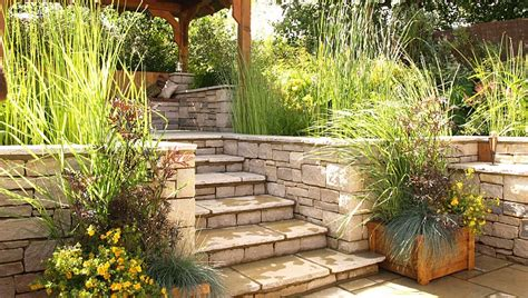 garden steps ideas landscaping front garden steps ideas