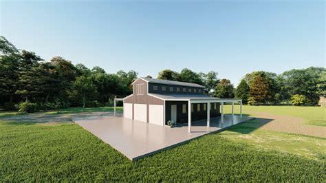 barn kit   price   prefab steel building
