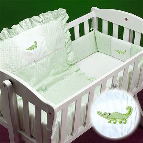 Alligator Crib Bedding Alligator Baby Bedding