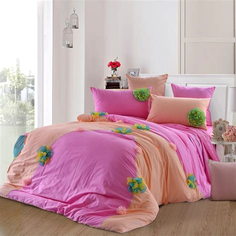 girls ruffle comforter pink floral girls chiffon ruffle bedding girls lace ruffle