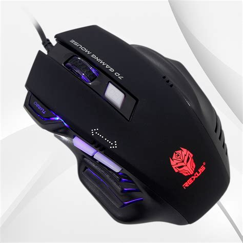 Terbaik Rexus Gaming Mouse Rxm G7 rexus xierra g7 rexus official store