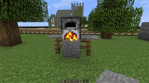 Easy To Draw Chandelier How To Make A Grill In Minecraft Minecraft Furniture