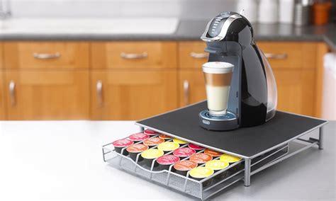 de lade koffiecapsuleverdeler met 1 lade groupon