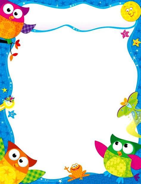 imagenes para trabajos escolares bordes decorativos bordes decorativos de hojas de b 250 hos