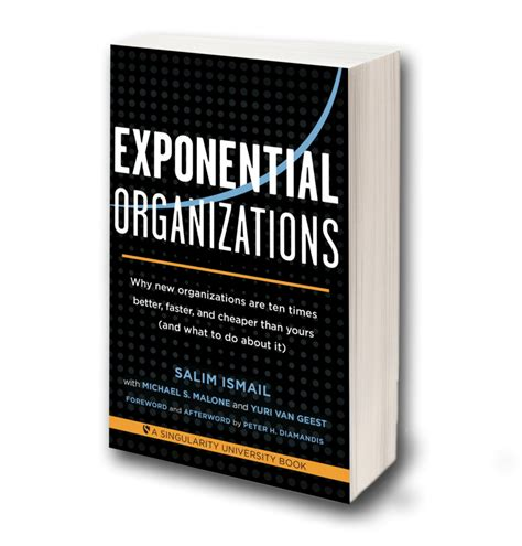organization books exponential organizations a book review