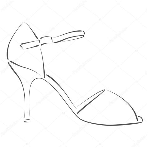 High Heel Shoe Template Craft by Dorable 3d Shoe Template Component Resume Ideas