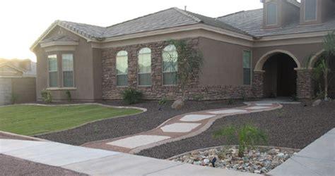 Landscape Design Ideas Arizona Concrete Patio Colors Landscaping Ideas For Front Yard