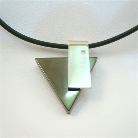 collana bliss vasco outlet prezioso girocollo bliss quot triangolo quot bliss