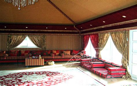 Arab Cribs by Arabian Traditional Tents Traditional Arabic Tents From