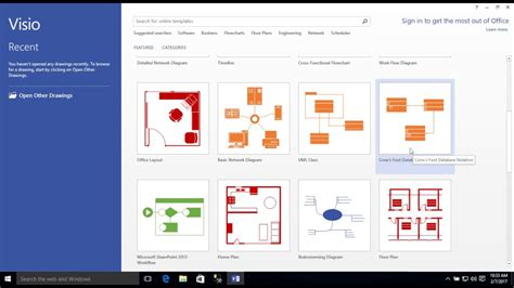 erd with visio entity relationship diagram model with visio