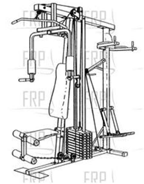 weider power max iv 831 704930 fitness and exercise
