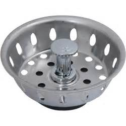 Stainless Steel Kitchen Sink Strainer Drain Stopper Home Kitchen Stainless Steel Sink Strainer Drain Stopper Basket 11cm Diameter Walmart