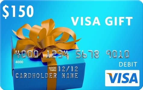 Visa Gift Card Add Funds - enter to win a 150 visa gift card thrifty momma ramblings