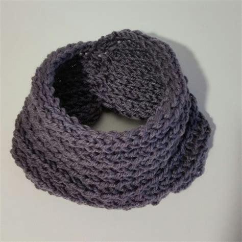 bufanda cuello en crochet o ganchillo de lana o estambre bufandas de cuello