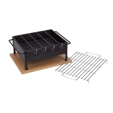 stainless steel bbq bench table barbecue