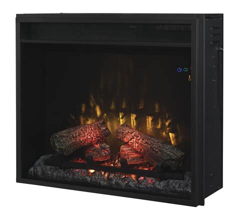 classic electric fireplace inserts classic 23 quot 23ef031grp electric fireplace insert