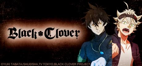 black clover on steam