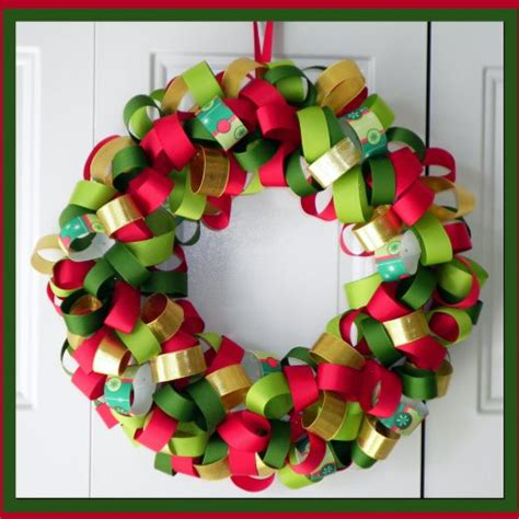 christmas holiday ribbon wreath jlribbongear on artfire