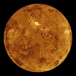the color of venus space images venus computer simulated global view of