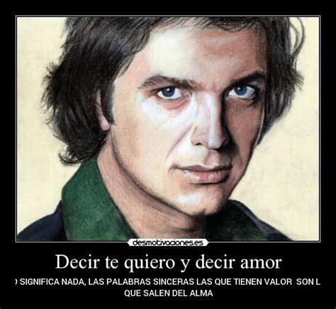 www mejor musica de camilo sesto camilo dice decir te quiero y decir amor camilo