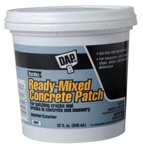 dap 31084 concrete patch interior and exterior 1 quart