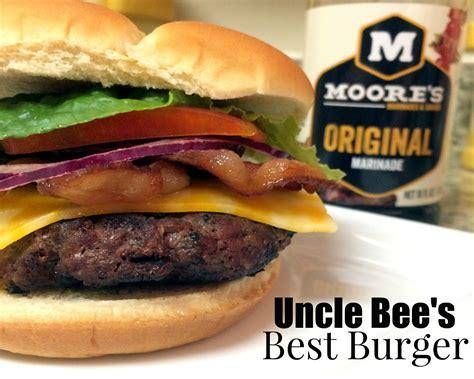 best burger recipe bee s best burger bee s recipes