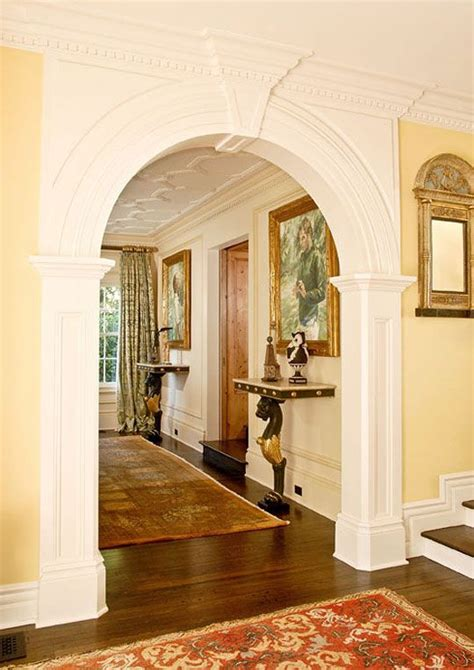 hollywood   arch doorway home decor