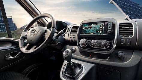 Vauxhall Vivaro Service Intervals Nieuwe Vivaro De Bestelbus Opel Belgi 235