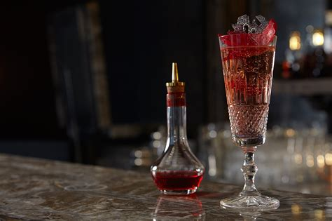 top ten cocktail bars london chagne bar london the best fizzy cocktails