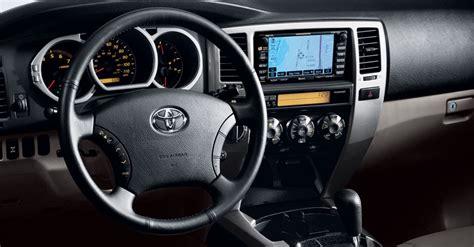Toyota 4runner 2008 Interior 2009 Toyota 4runner Review Cargurus