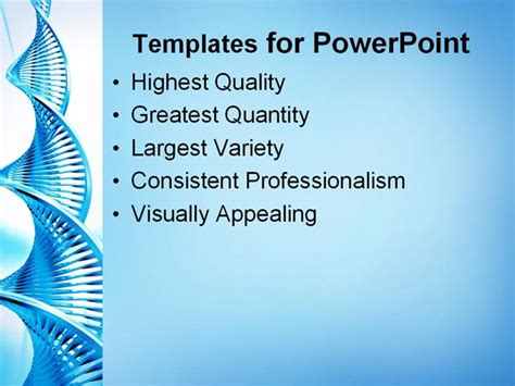 themes for powerpoint dna best powerpoint template dna strand background about