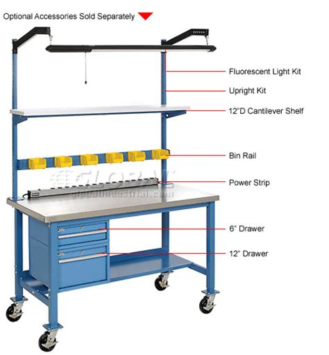 lab work bench laboratory work bench mobile 72 x 30 mobile stainless