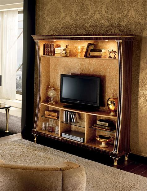 libreria tv mobile tv con libreria funzionalit 224 e design idfdesign