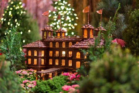 chicago botanic garden christmas lights where to see the best christmas lights in chica