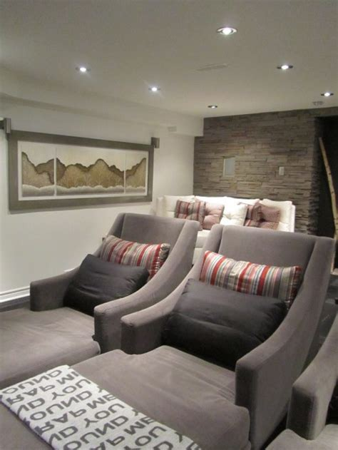 movie room recliners pinterest