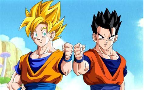 Imagenes De Gohan Y Goku | metro951 estamos rodeados de gohan