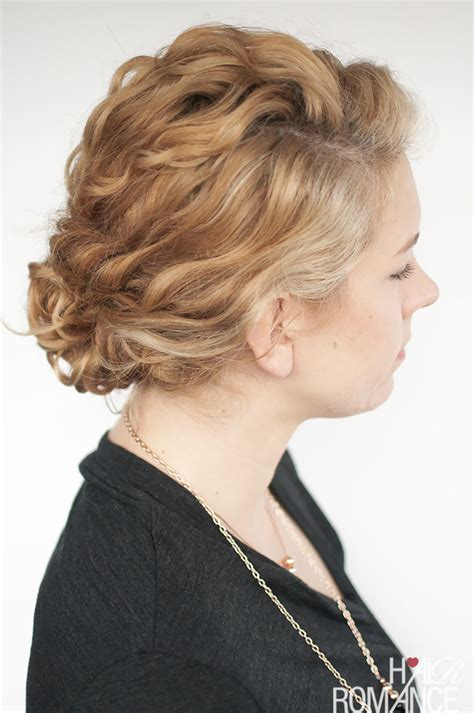 Updo For Thick Neck | updo for thick neck 40 creative updos for curly hair