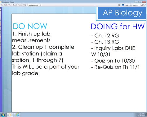 Ap Biology Chapter 22 Outline by Ms Le S Class 10 26 12