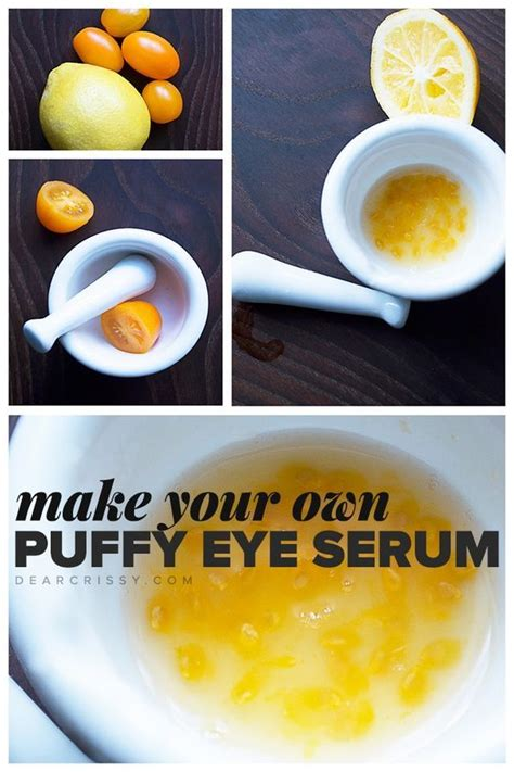 Serums To Detox Glow by 2 Ingredient Eye Serum Detoxify And Soothe